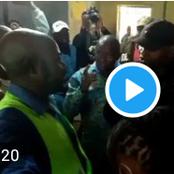 Drama In Matungu As Rashid Echesa Slaps IEBC Official Over This