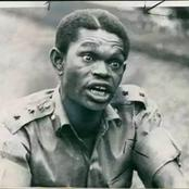 54 Years After He Led Government Troops Against Biafrans In The Civil War - See His Throwback Photos