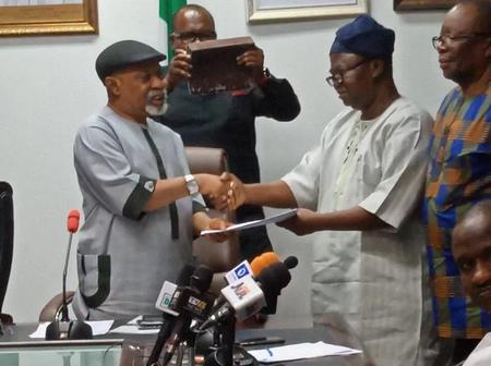 ASUU Strike Meeting: Fresh Hope As Federal Government, ASUU To Resume Dialogue On Friday