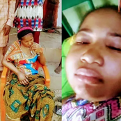 Photos Of The Popular Nigerian Comedian Ada Jesus Who Is Suffering From An Unknown Sickness