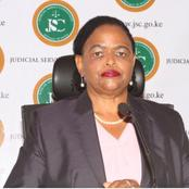 No Feathers Ruffled: Judge Martha Koome Keeps Her Cool Infront Of JSC Panel