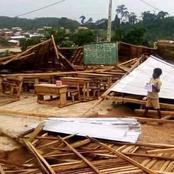 Gabiadji : la toiture d'une école primaire s'effondre sur des enseignants
