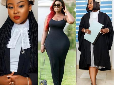 The most beautiful Ghanaian lawyer at the moment(Opinion)