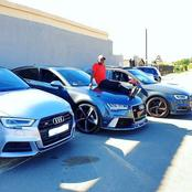 Forex Trader Dj Coach Boasts He Has 20 Cars, Check Them Out – OPINION