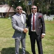 Meet the president of Zimbabwe twin son's