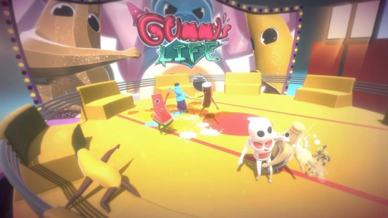 A Gummy's Life: Süßes Multiplayer-Partyspiel für Xbox erhältlich