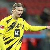 Erling Haaland urged to Join Manchester united over Manchester city