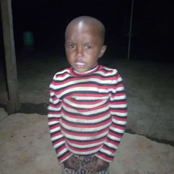 Lost And Found, The Innocent Child Who Was Lost In Nairobi Finally Found