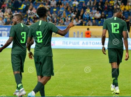 Opinion: These 4 defenders should always be used if Nigeria must stop conceding goals.