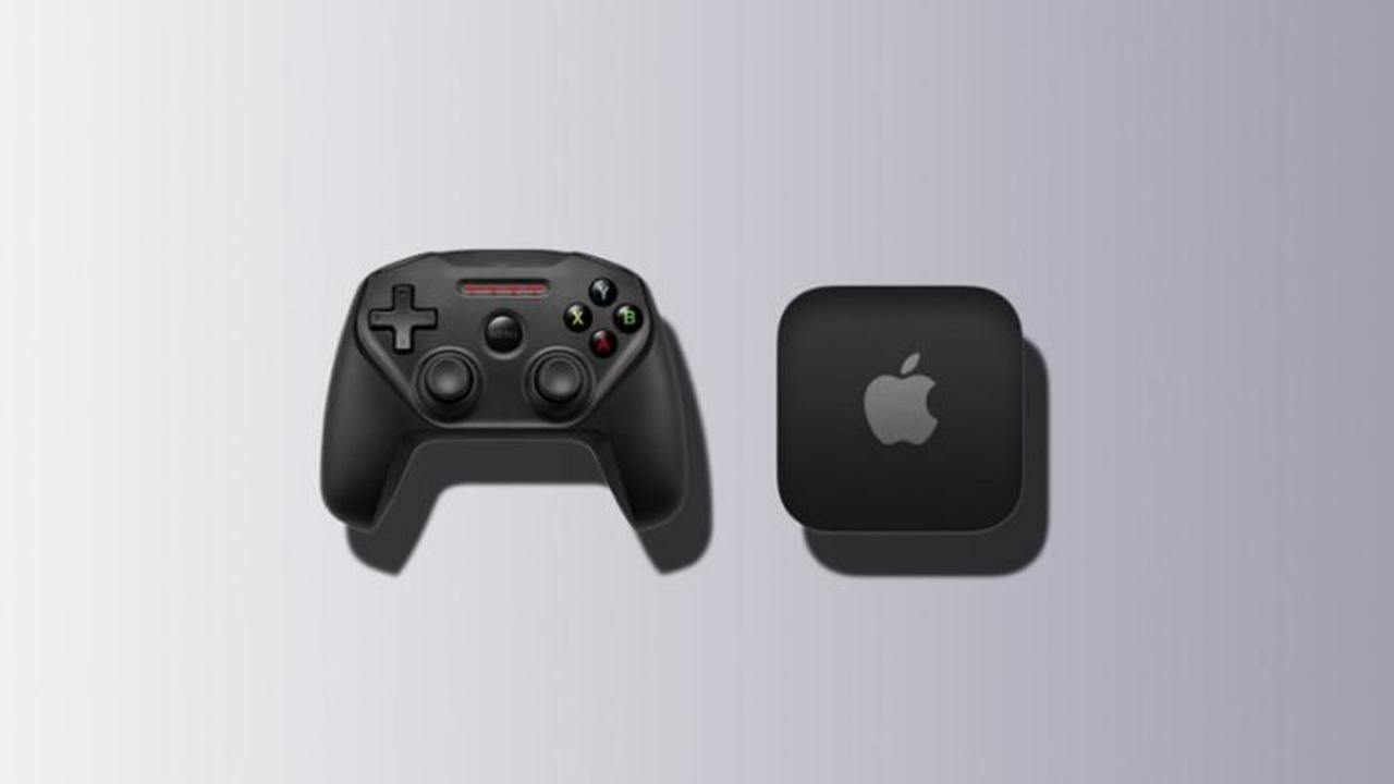 Apple travaille peut-être sur une console similaire à Switch
