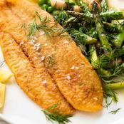 Delicious fried fish recipe