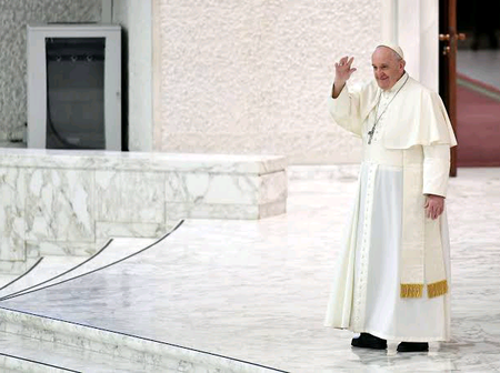 Read About Some Great Achievements Of Pope Francis.