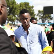Fikile Mbalula Can't Keep Calm As Duduzane Spill The Beans