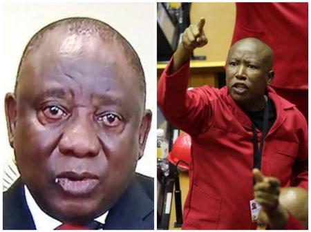 Malema Sends A Huge Threat To Ramaphosa