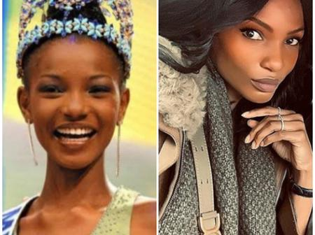 19 Years After Winning Miss World, See The Recent Photos Of Agbani Darego