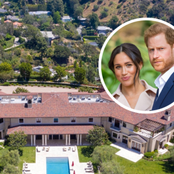 The $18m (R270 million) mansion Tyler Perry offered to Meghan and Harry for free.