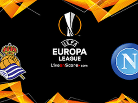 Europa League - Group Stage - Round 2. Real Sociedad vs SSC Napoli H2H, overview and statistics