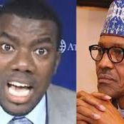 Reno Digs Up What Buhari Said in 2015 After Chibok Girls Were Kidnapped & Uses it Against Buhari