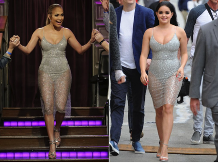 See Beautiful Photos Of Celebrities Who Wear The Same Clothes in Public