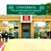 Université de Cocody: la Fesci arrête les cours au département de Communication : les raisons
