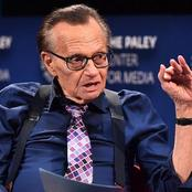 Legendary CNN Host Larry King Dies At 87