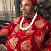 Pete Edochie Celebrates His 74th Birthday - See Pictures Of His Family, Grandchildren And Others