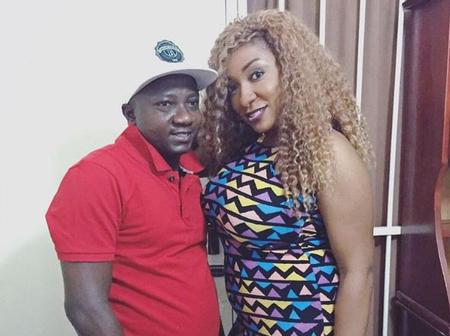 Sanyeri's Wife Is A Year Older Today, See Her Beautiful Photos And What The Actor Said About Her