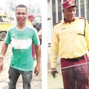 How Hoodlums Reportedly Assisted LASTMA, Police Personnels To Brutalise A Driver