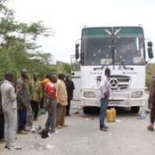 Dimbokro : des coupeurs de route échouent dans l'attaque de plusieurs cars de transport