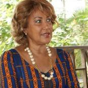 ''Transition politique'' : Danièle Boni-Claverie répond à Affi Nguessan