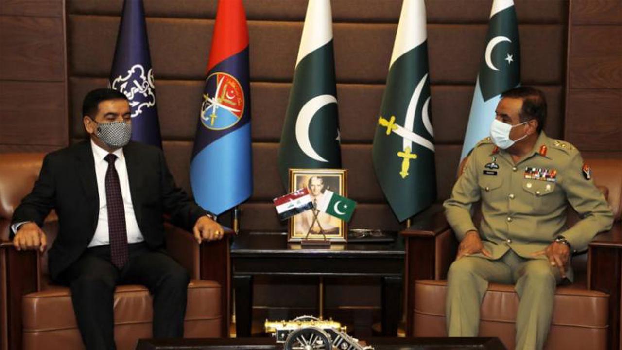 Iraq appreciates professionalism of Pakistani Armed Forces