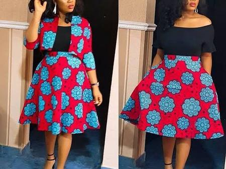 Latest Skirts For Classy Ladies 2021!(PHOTOS)