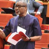 Opinion: Meet The Fearless Senator Who Always Air His Opinion During Plenary-Video