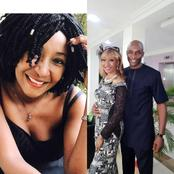 Meet The Famous Ex Footballer Late Actress Rachel Bakam Once Dated