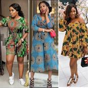 Ladies: check out these latest Ankara wears that will make you look stunning