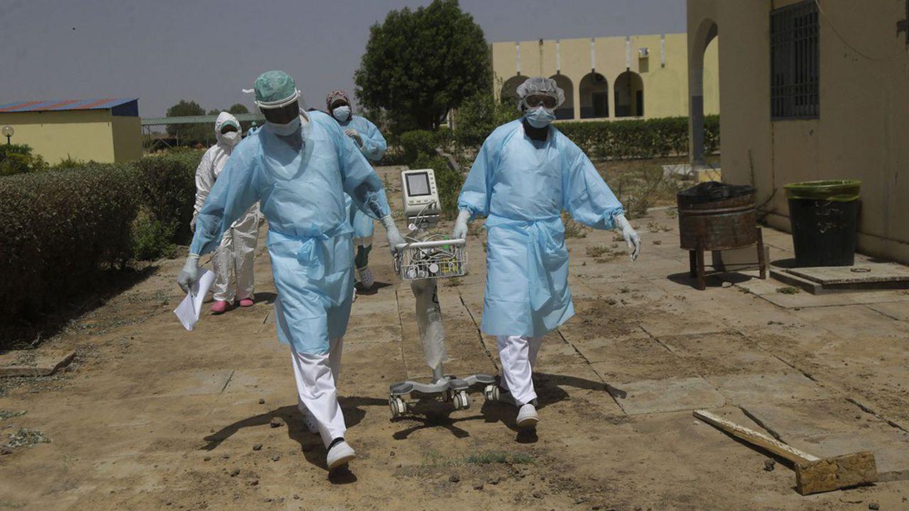 Ces pays qui n'ont toujours pas vu l'ombre d'un vaccin anti-Covid