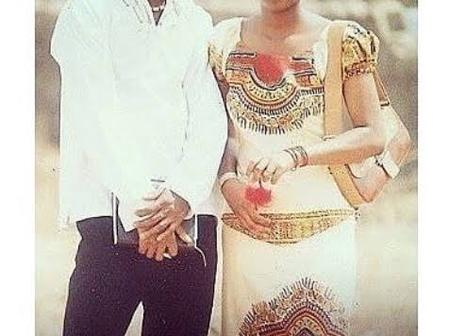 Throwback Photos Of Paul Psquare And His Wife That Will Inspire Every Hustler