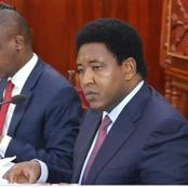 If I Was The President of Kenya I Would Stop Everything And Deal With This First- Senator Ledama