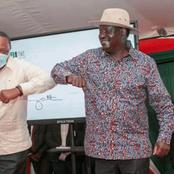 Raila Warned Against Expecting Uhuru's 2022 Support as Ngunyi Makes Interesting Prediction