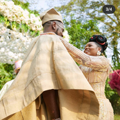 Fans React As Yemi Alade Shares Adorable Pictures With Patoranking