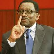 James Orengo Blasts President Uhuru Kenyatta And His Jubilee Government