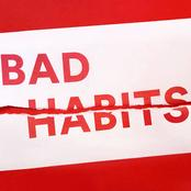 How to break bad habits.