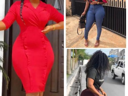 Meet The Stunning Actress Who Uses Her Curves To Win Christian Souls