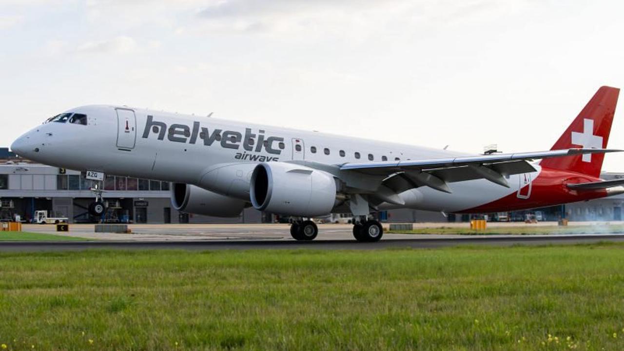 Wartung: Helvetic und KLM Cityhopper arbeiten zusammen