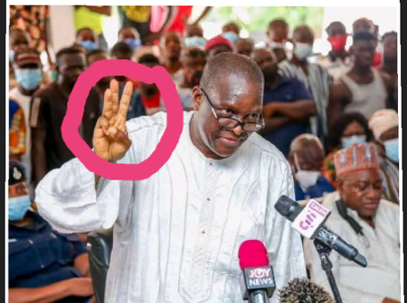 Believe Or Not, This Man Has Started His Campaign- Fans React To Speaker's Visit To Upper West