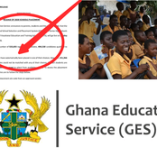 GES Releases 2020 SHS Placement; Only 494,530 Candidates Were Qualified To Be Placed (Screenshot)