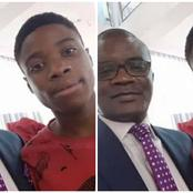A Young Boy Was Rewarded With A Sum Of N340,000 Just Because He Returned A Lost Phone To Its Owner.