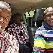 Setback To DP William Ruto As One Of His Allies Has Dethroned From Jubilee Party Leadership