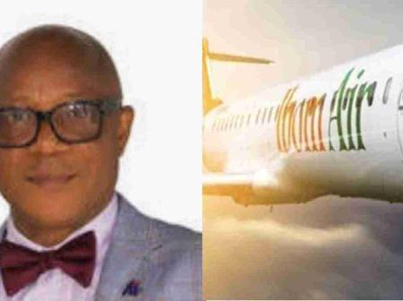 Akwa Ibom Governor appoints new Chairman for Ibom Air
