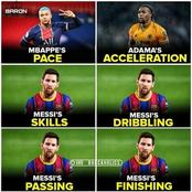 Can You Imagine A Perfect Football Player With These 7 Abilities?